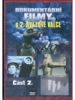 Dokumentární filmy o 2. světové válce část 2 DVD