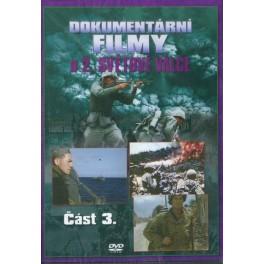 Dokumentární filmy o 2. světové válce část 3 DVD