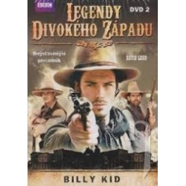 Legendy divokého západu 2: Billy Kid DVD
