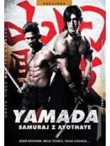Yamada Samuraj z Ayothaye DVD