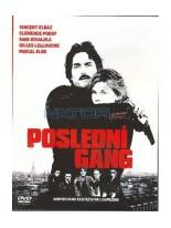 Poslední gang DVD