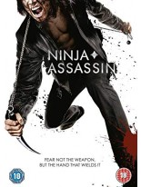 Ninja Assassin DVD