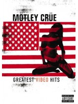 Motley Crue Greatest Video Hits DVD