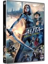 Alita Bojový andel DVD