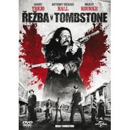 Řežba v Tombstone DVD