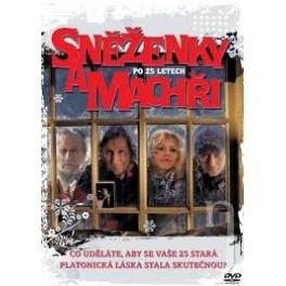 Sněženky a machři po 25 letech DVD