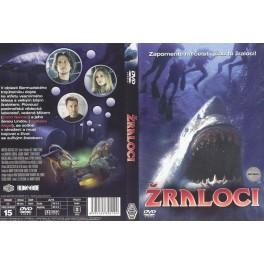 Žraloci DVD