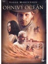 Ohnivý oceán DVD /Bazár/