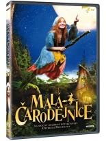 Malá čarodejnice DVD