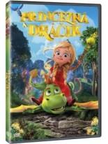Princezná a dráčik DVD