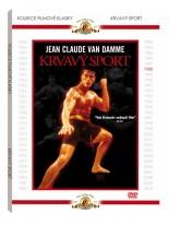Krvavý šport DVD