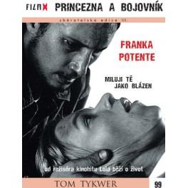 Princezna a bojovník DVD