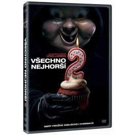 Všechno nejhorší DVD