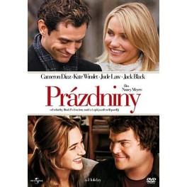 Prázdniny DVD /Bazár/