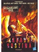 Krvavá hostina DVD /Bazár/