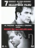 Insider: Muž, který vědel příliš mnoho DVD
