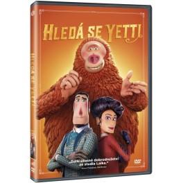 Hledá se Yetti DVD