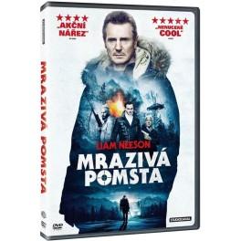 Mrazivá pomsta DVD