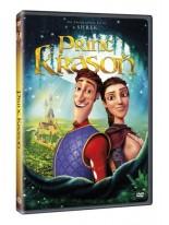 Princ Krasoň DVD
