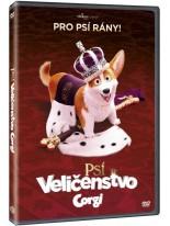 Psie veličenstvo Corgi DVD