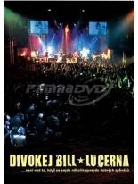 Divokej Bill Lucerna DVD