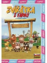 Zvířatka z farmy DVD