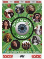 Óčko Hity 007 DVD