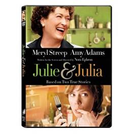 Julie & Julie DVD