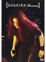 Shakira Unplagged DVD