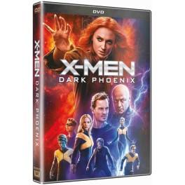 X-Men Dark Phoenix DVD