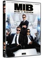 Muži v černém Globálna hrozba DVD