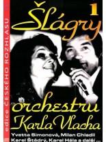 Šlágry Orchestru Karla Vlacha CD