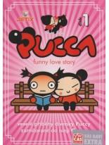 Pucca 1 DVD