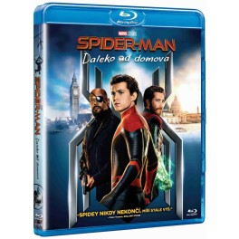 Spiderman Daleko od domova Bluray