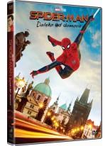 Spiderman Ďaleko od domova DVD