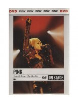 Pink - On stage DVD