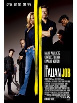 The Italian Job / Loupež po Italsku DVD