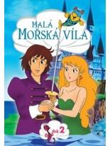 Malá morská víla 2 DVD