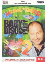 Michal David & Baby Disco Party 2 CD