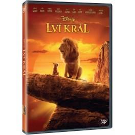 Lví král DVD