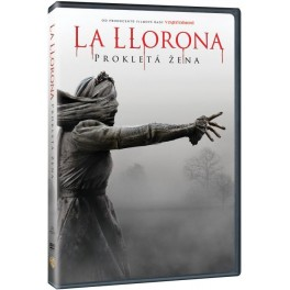 La Llorna: Prokletá žena DVD
