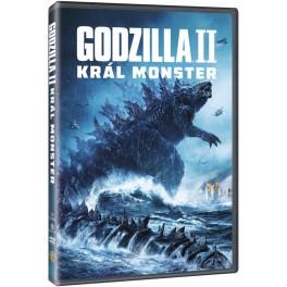 Godzilla: Král monster DVD