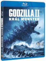 Godzilla: Král monster Bluray