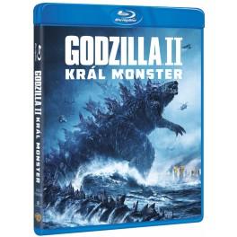 Godzilla: Král monster Bluray