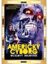 Americký cyborg DVD