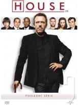 Dr. House 8.séria 6DVD