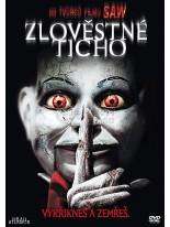 Zlověstné ticho DVD /Bazár/