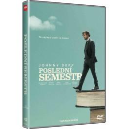 Poslední semestr DVD