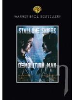 Demolation Man DVD