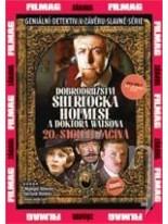 Dobrodružství Sherlocka Holmese  a Doktora Watsona 20. storočí začíná DVD
